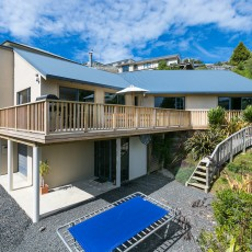 Listing Number DO7904: Superb 4-bedroom family home at 18 Buckingham Street, Balaclava, Dunedin. A lot of money spent on this property to make it a very desirable home. Call me now to inspect. Price:Offers over $510,000. RV:July 2013 -  $510,000